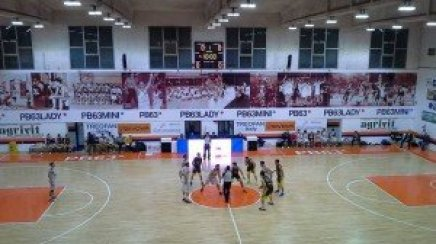 Treofan Battipaglia - Nuova Polisportiva Stabia (1)