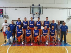 Meta Formia Basketball