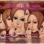 """""""Querelle des femmes"""" lo spettacolo dedicato alle donne"""