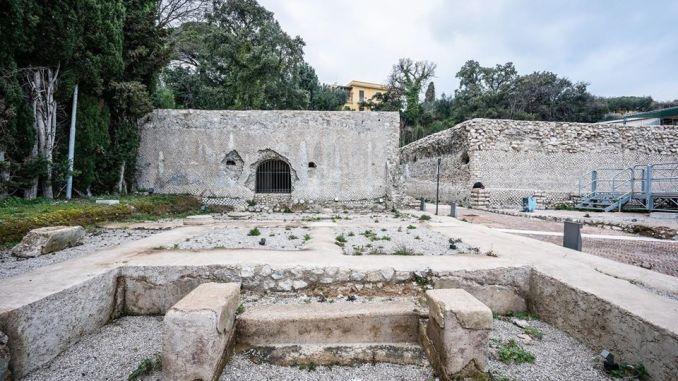 Foto dell'Area Archeologica Caposele di Fausto Forcina
