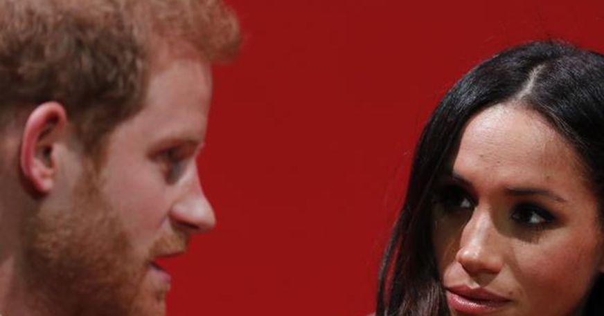 'Meghan ongelukkig met Harry's bloederige jacht ...