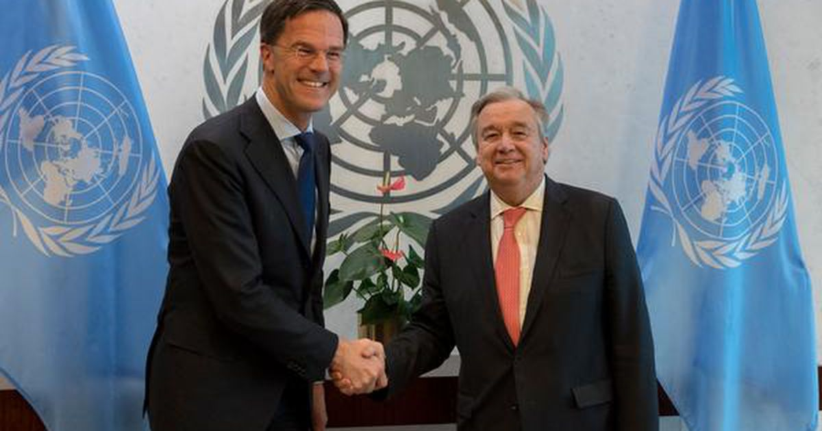 mark rutte populair in new york