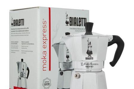 portable coffee maker bialetti moka express