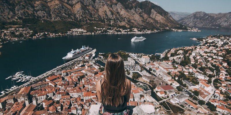 Visit Boka Bay in Kotor Montenegro