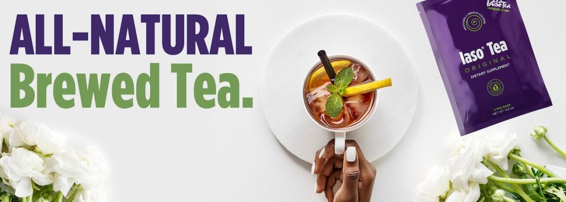 Iaso Teas a weight loss tea