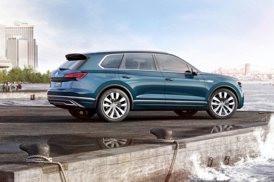 Volkswagen prezanton konceptin e modelit T Prime foto 5