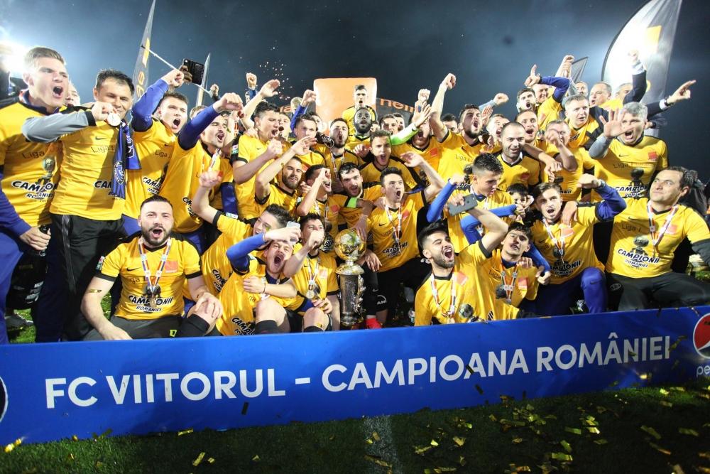Resultado de imagen de viitorul campionii romaniei