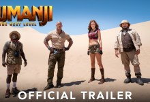 Photo of Jumanji The Next Level Official Trailer brings the baboons Welcome back to the jungle.