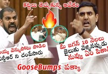 War of Words YCP Anil Kumar Yadav Vs TDP Nara Lokesh