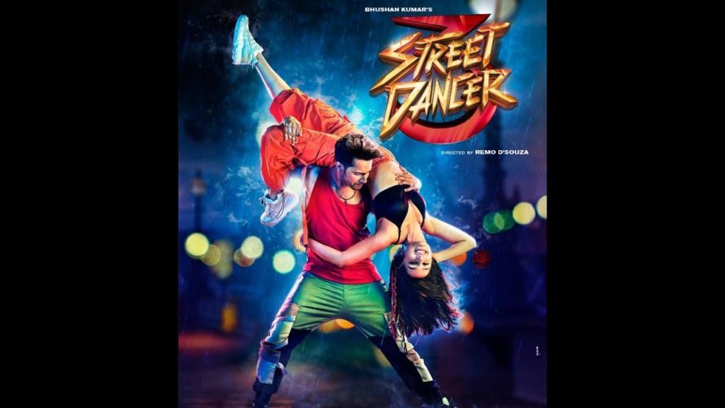 Street Dancer 3D Video Songs Download