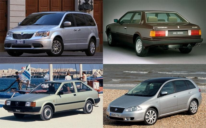 Do They Deserve The Reputation The 10 Worst Italian Cars Ever Made In Pictures Cars
