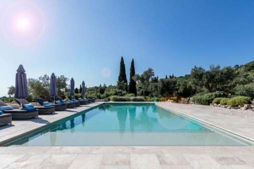 Villa Lagaria will impress the most critical of teens - and, as it sleeps 12, there's plenty of space for a friend or two