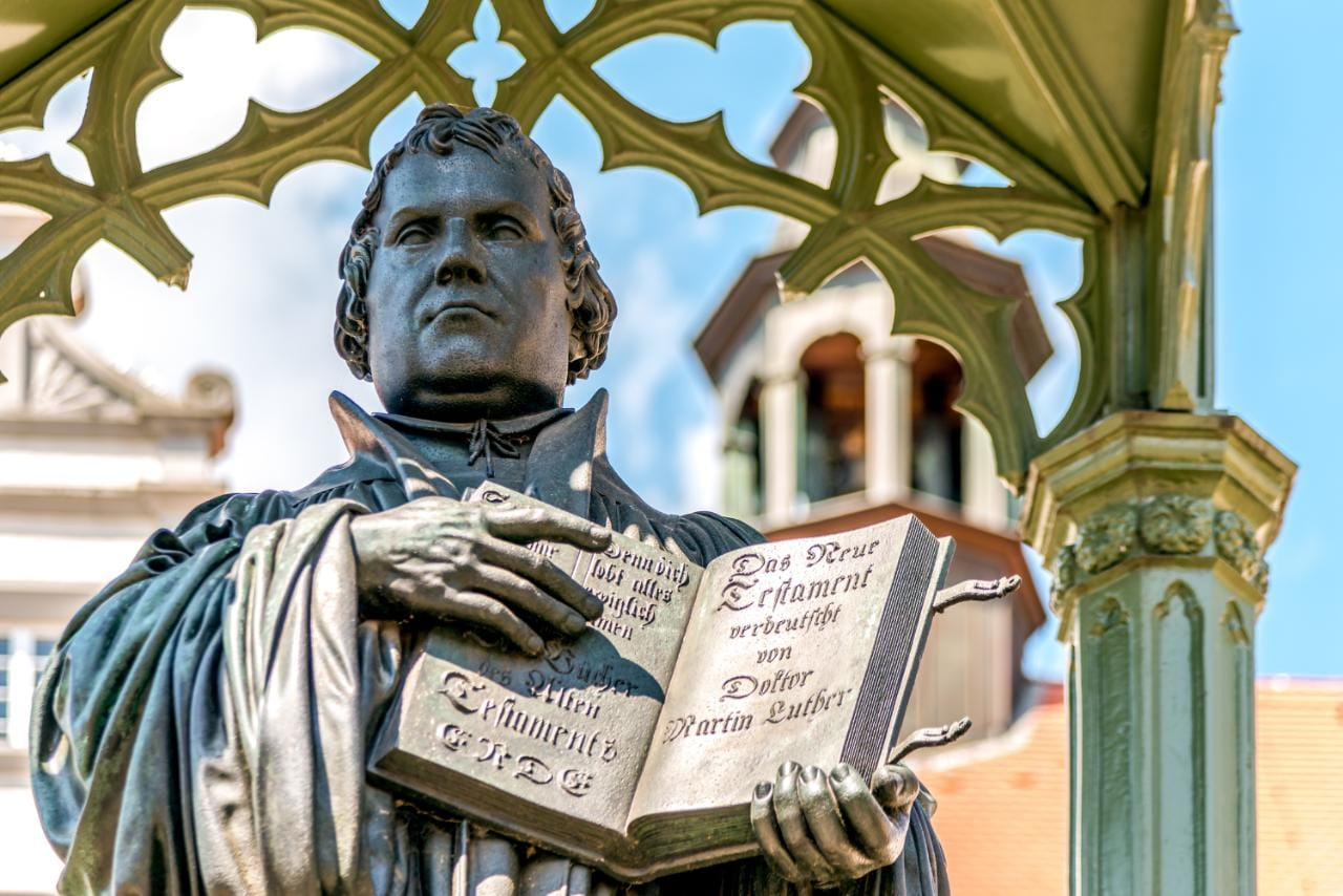 On The Trail Of Martin Luther The Man Who Changed