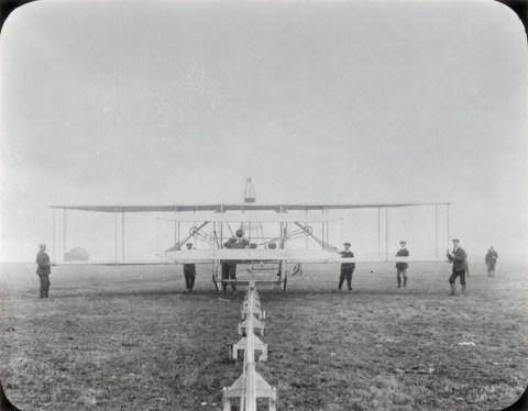 Die Luftfahrt hat seit den Brüdern Wright einen langen Weg zurückgelegt