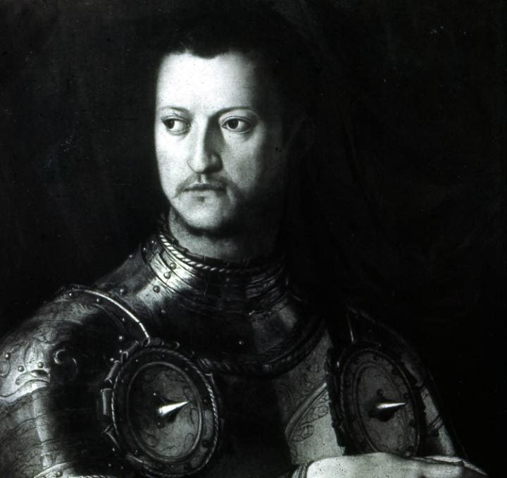 Cosimo de' Medici liked to take his chocolate infused with fresh jasmine flowers, amber, musk, vanilla and ambergris