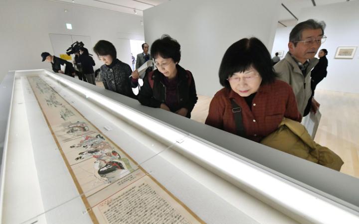 The Sumida Hokusai Museum in Tokyo