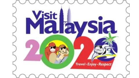 马来西亚旅游局的新标志在东盟旅游论坛