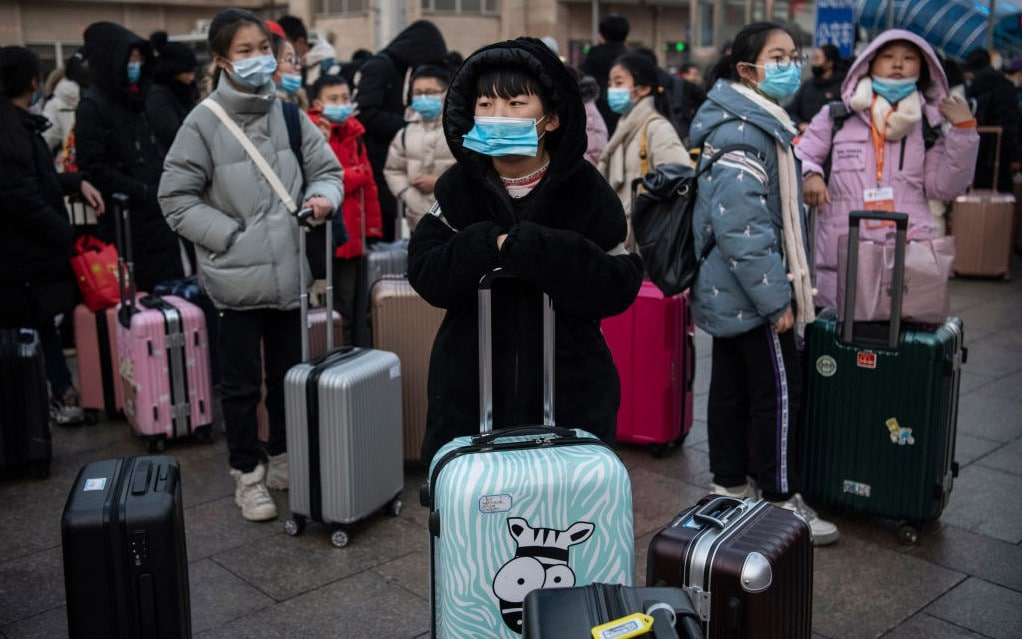 Because air travel makes a global pandemic the biggest threat to humanity
