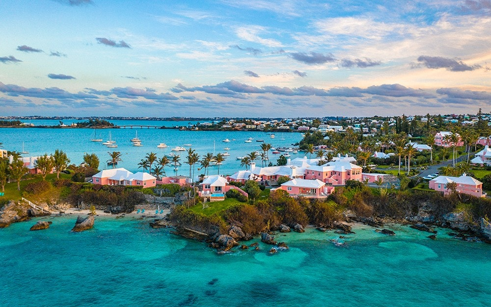 Bermuda touted as long-haul air bridge: here's what a visit to the island  will look like
