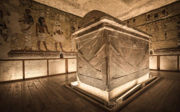 Image result for valley of the kings tombs