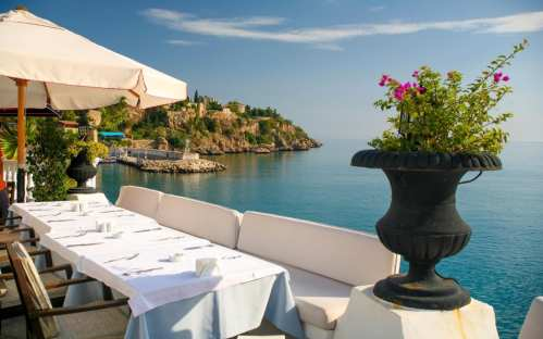 Places To Eat In Antalya