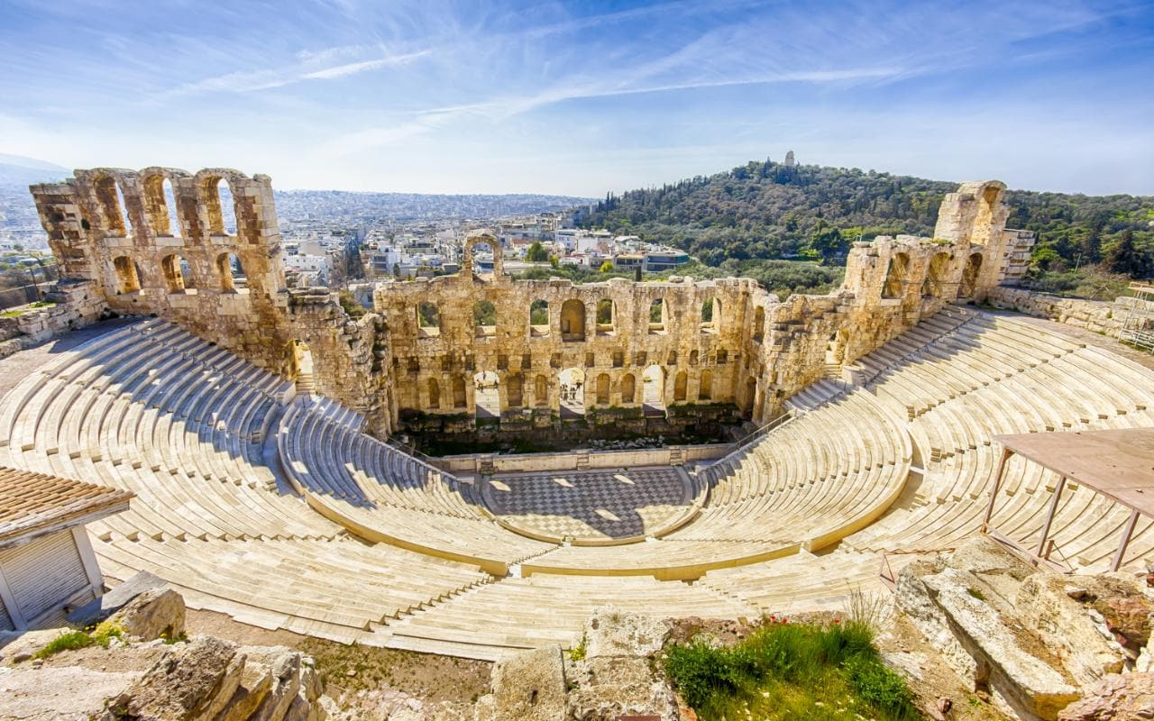 Tour Guide Jobs In Athens Greece