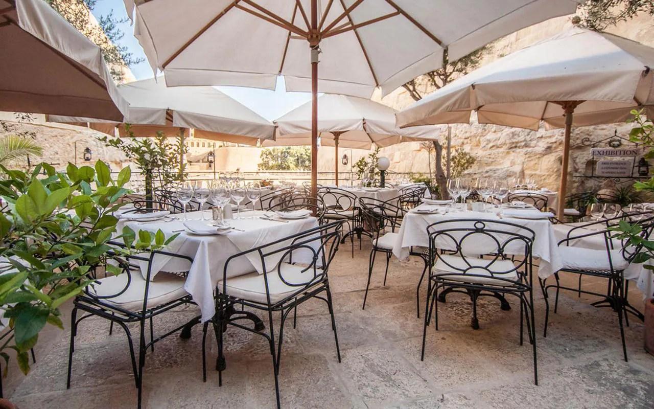 Malta Restaurants