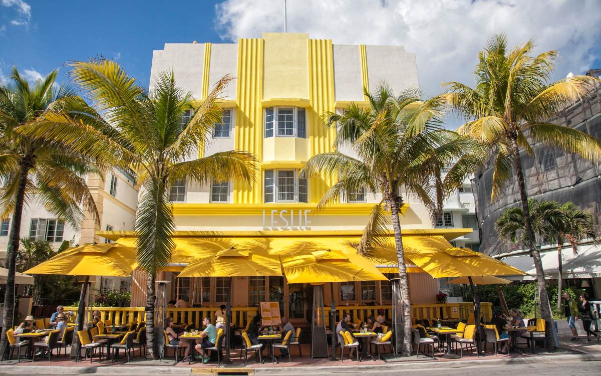 Art Deco Walking Tours, Miami, United States