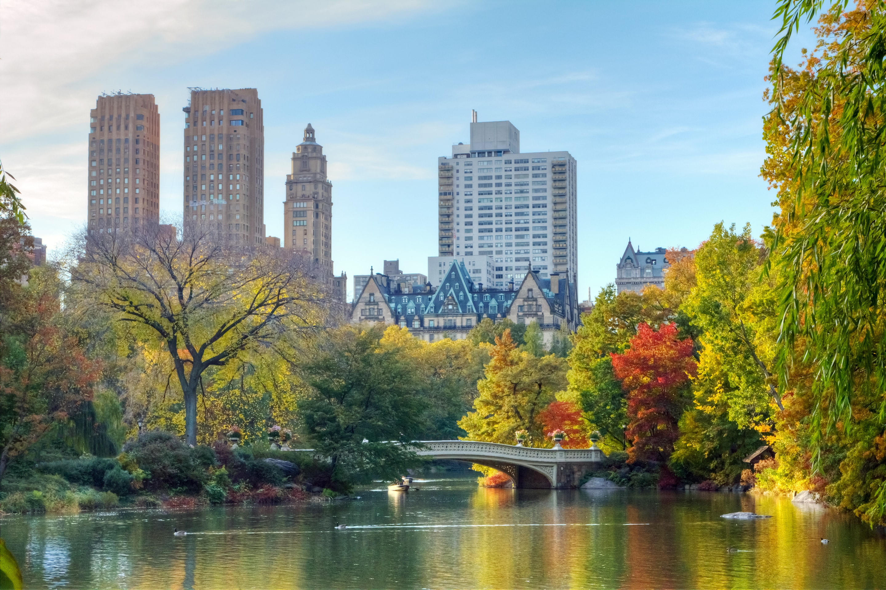 Central Park New York 10 Things To Do Telegraph