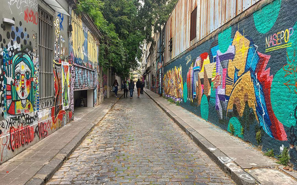 Free guided tours, Buenos Aires