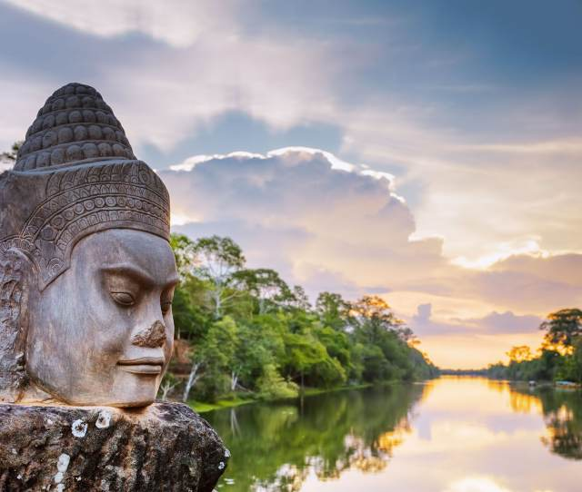 Cambodia Is An Adventurous Spot For Some Winter Sun