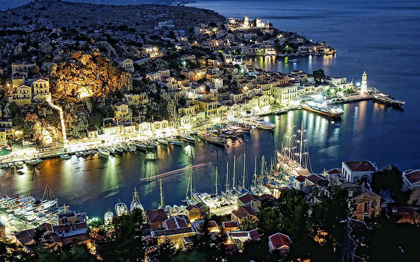 Greek Island Retreats Four Of The Best Travel