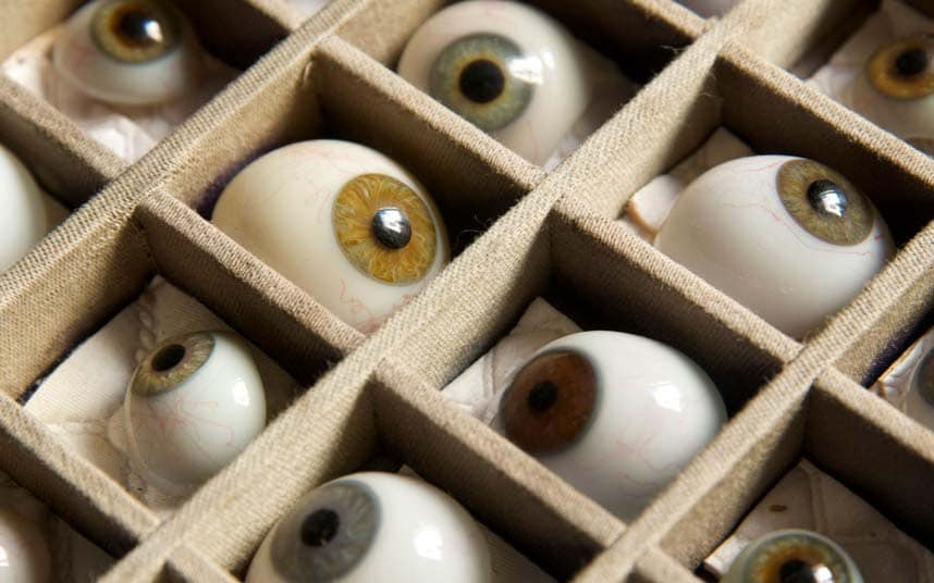 Eyeballs | The strangest - & stupidest - items confiscated at airports -  Travel
