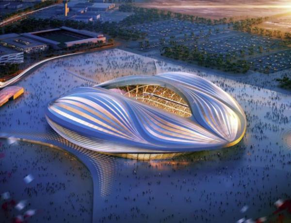 al wakrah stadium