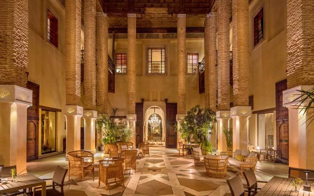 Karawan Riad Hotel Review Fes Morocco Telegraph Travel