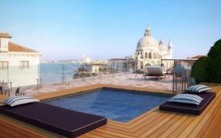 The Gritti Palace, Venice, Italy.