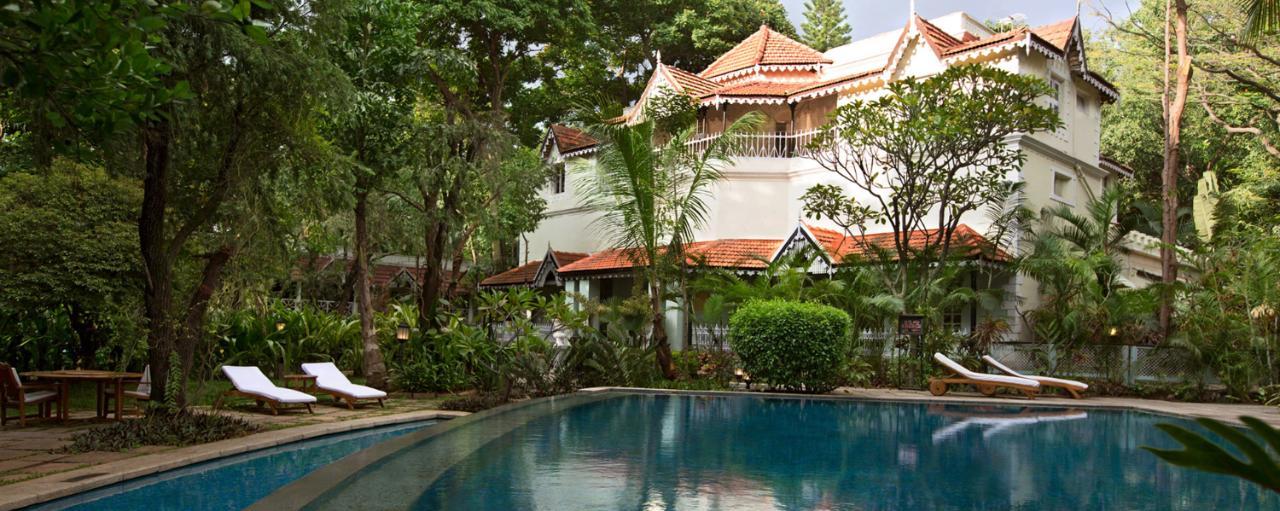 taj west end, bangalore, india