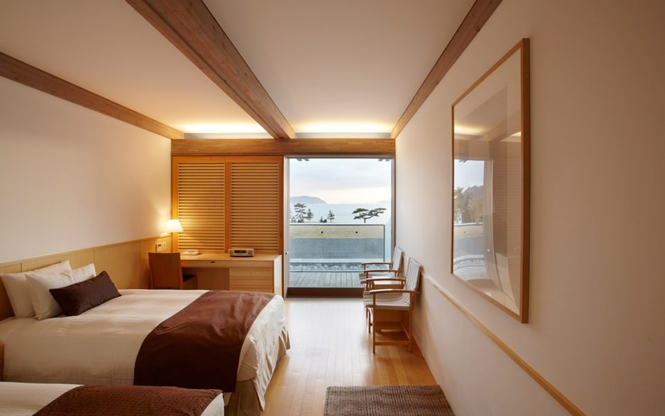 Benesse House Hotel Review Japan Travel