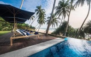 Kumu Beach hotel, Sri Lanka