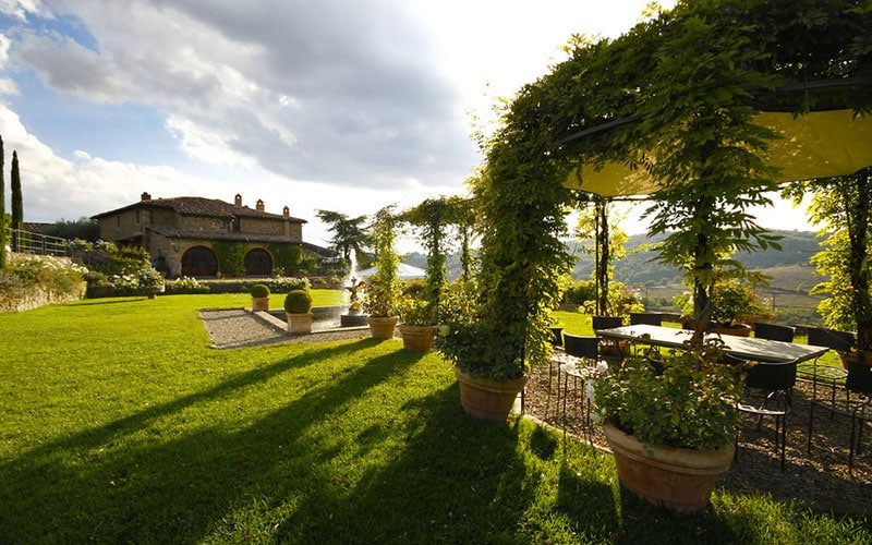 Capannelle Hotel Review Chianti Tuscany Telegraph Travel