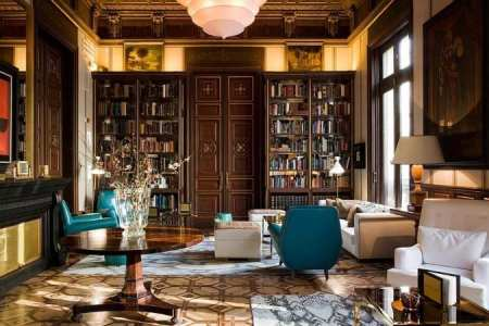 The 50 greatest hotels in the world   Telegraph Cotton House Hotel