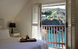 The Luger Hotel, Cornwall, England