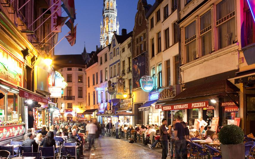 Five Free Things To Do In Brussels