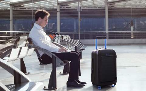 Bluesmart was one of the first companies to ever offer 'smart' suitcases