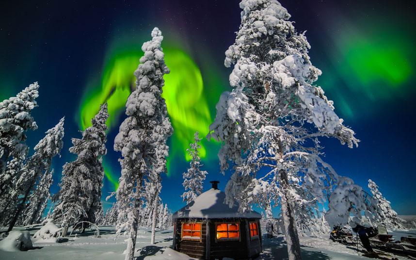 Finland Northern Lights Tour
