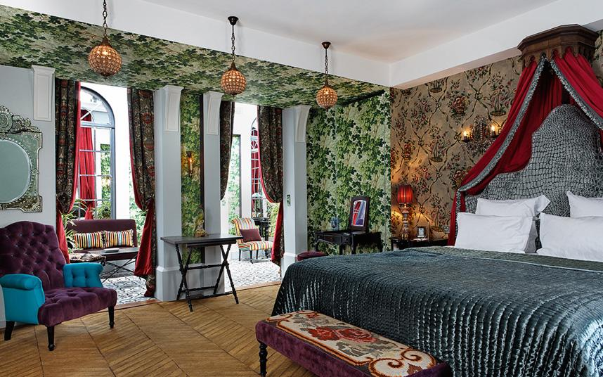 The Best Boutique Hotels In Paris Telegraph Travel