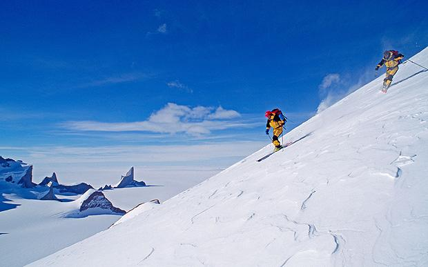 Its Time To Put Skiing In Antarctica On Your Bucket List