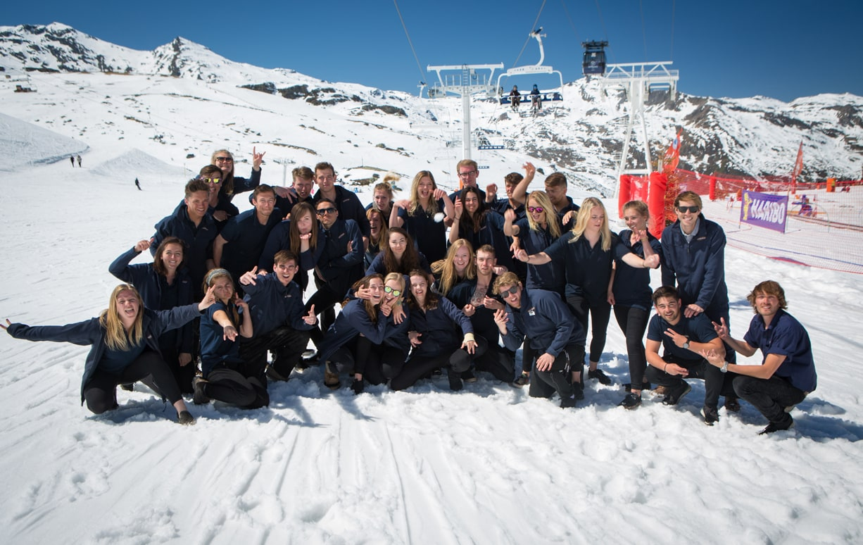ski world staff