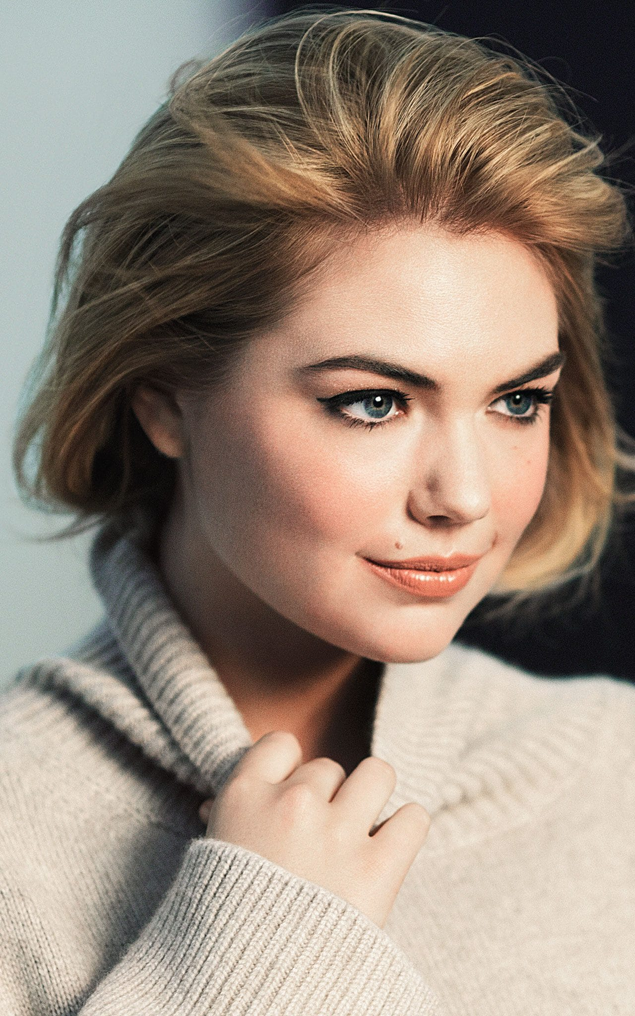 The 10 Beauty Products Kate Upton Cant Live Without
