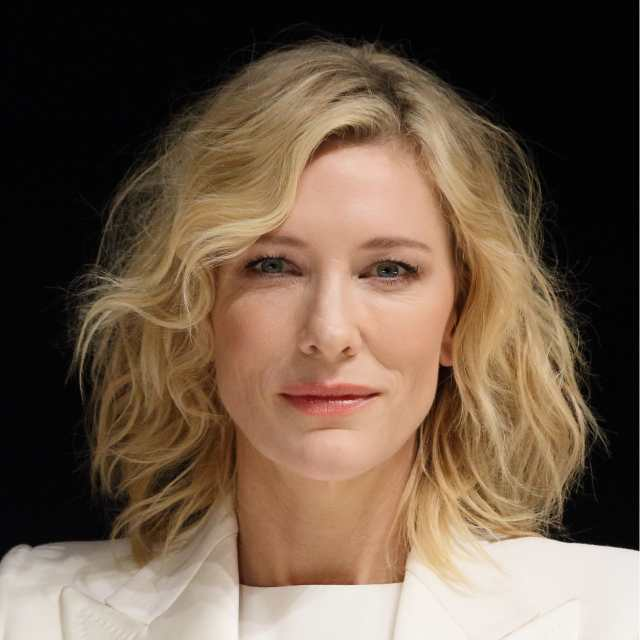 from buzz cut to bob: a history of cate blanchett's